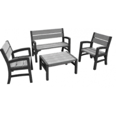 WLF bench set