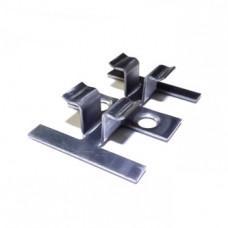 Кляймер металлический шовный (ProDecking 30 мм)