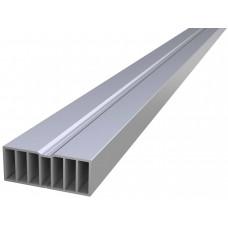 Лага алюминиевая 50х20х4000мм