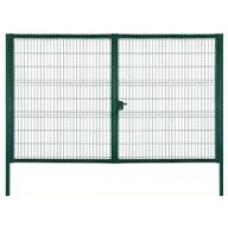 Ворота распашные (заполнение - панель PROFI) h=1,73х3,0м***